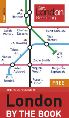 London Reading Tube Map