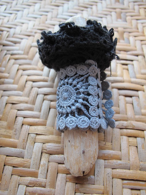 lace and drift wood