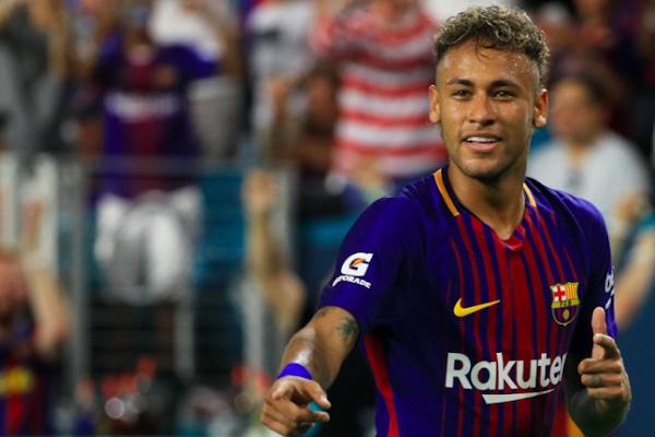 9cba41b6ad6 Barcelona would  seize upon Neymar
