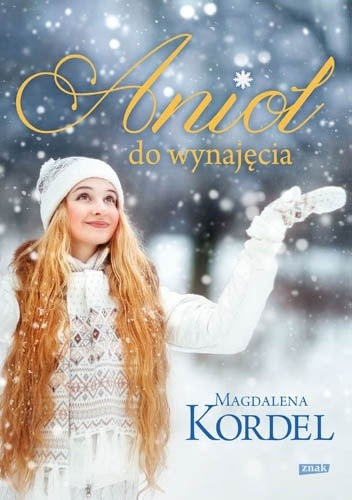 Okładka książki Anioł do wynajęcia