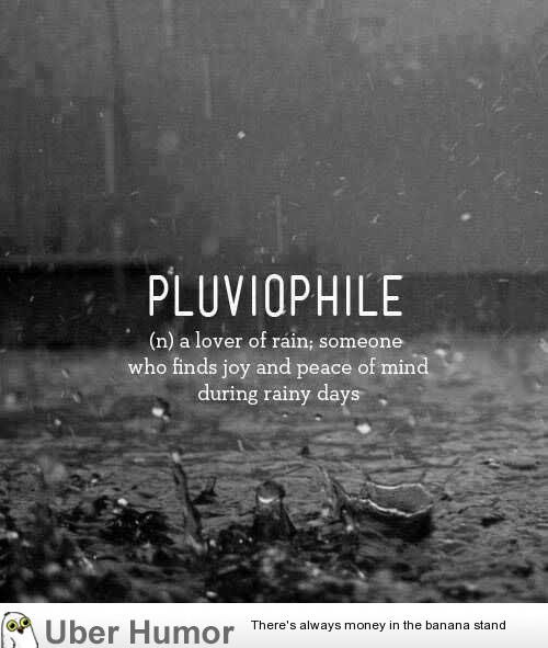 Who Else Here Find Sound Of Rain Charming Funny Pictures Quotes
