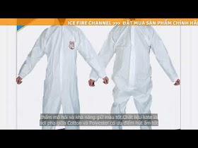Tìm hiểu đặc điểm về quần áo bảo hộ cho công nhân , bác sĩ , người lao đ...