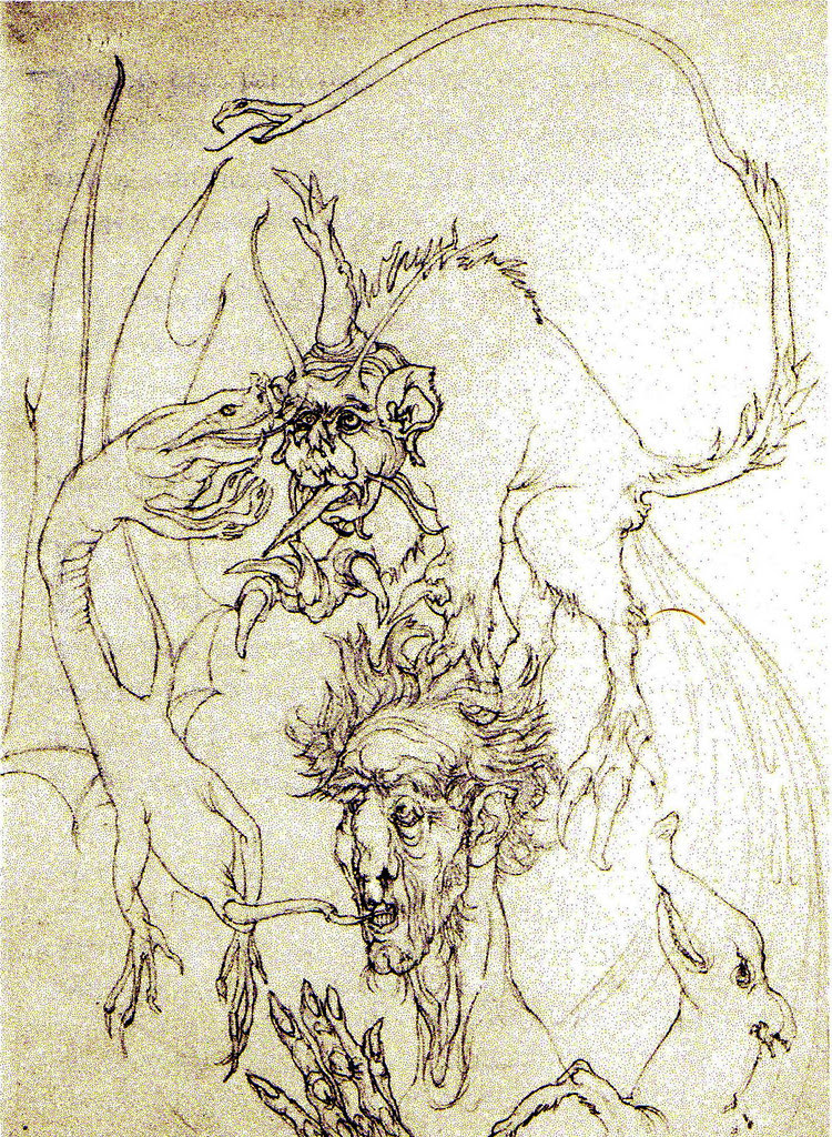 Austin Osman Spare drawing 22