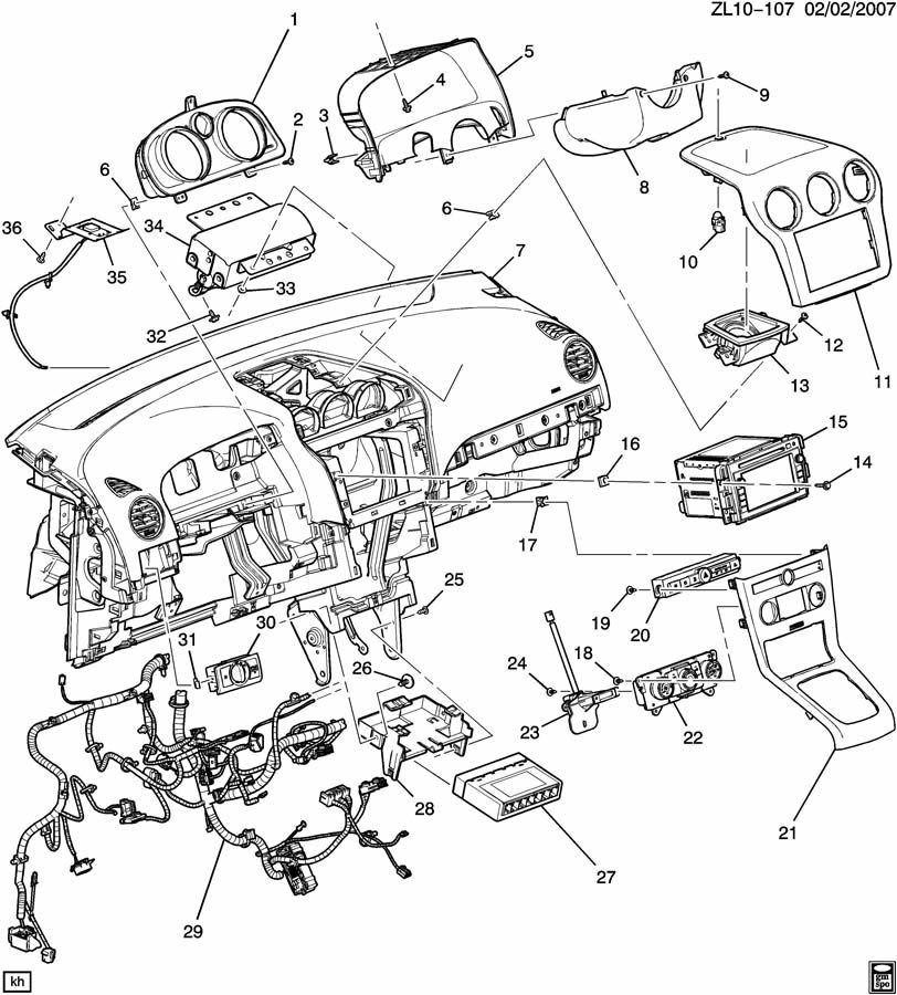 35 2008 saturn vue parts diagram