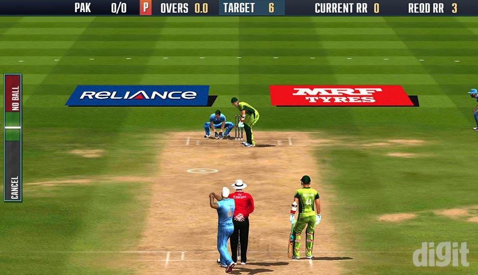 Cricket Games For Java Mobile 320x240 - Menteng v