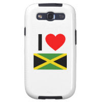 i love jamaica samsung galaxy SIII covers