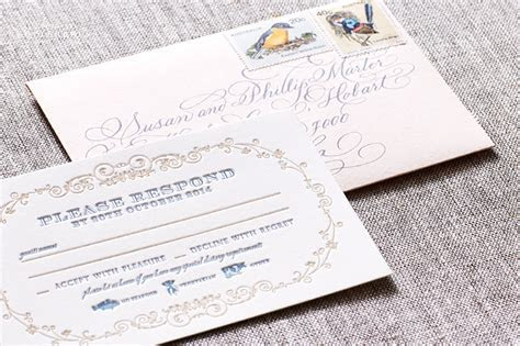 Paperlust // Wedding RSVP Card Wording: What to Say and