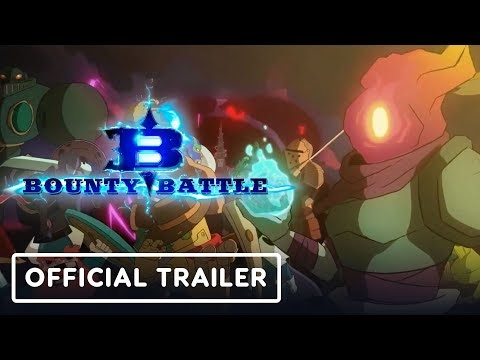 Bounty Battle - Official Animated Trailer
