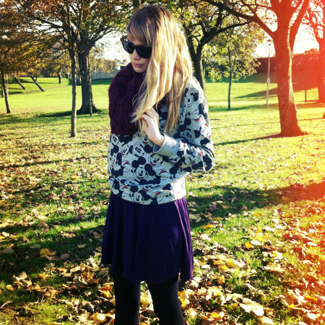 autumn ootd casual outfit personal style vivatramp uk.