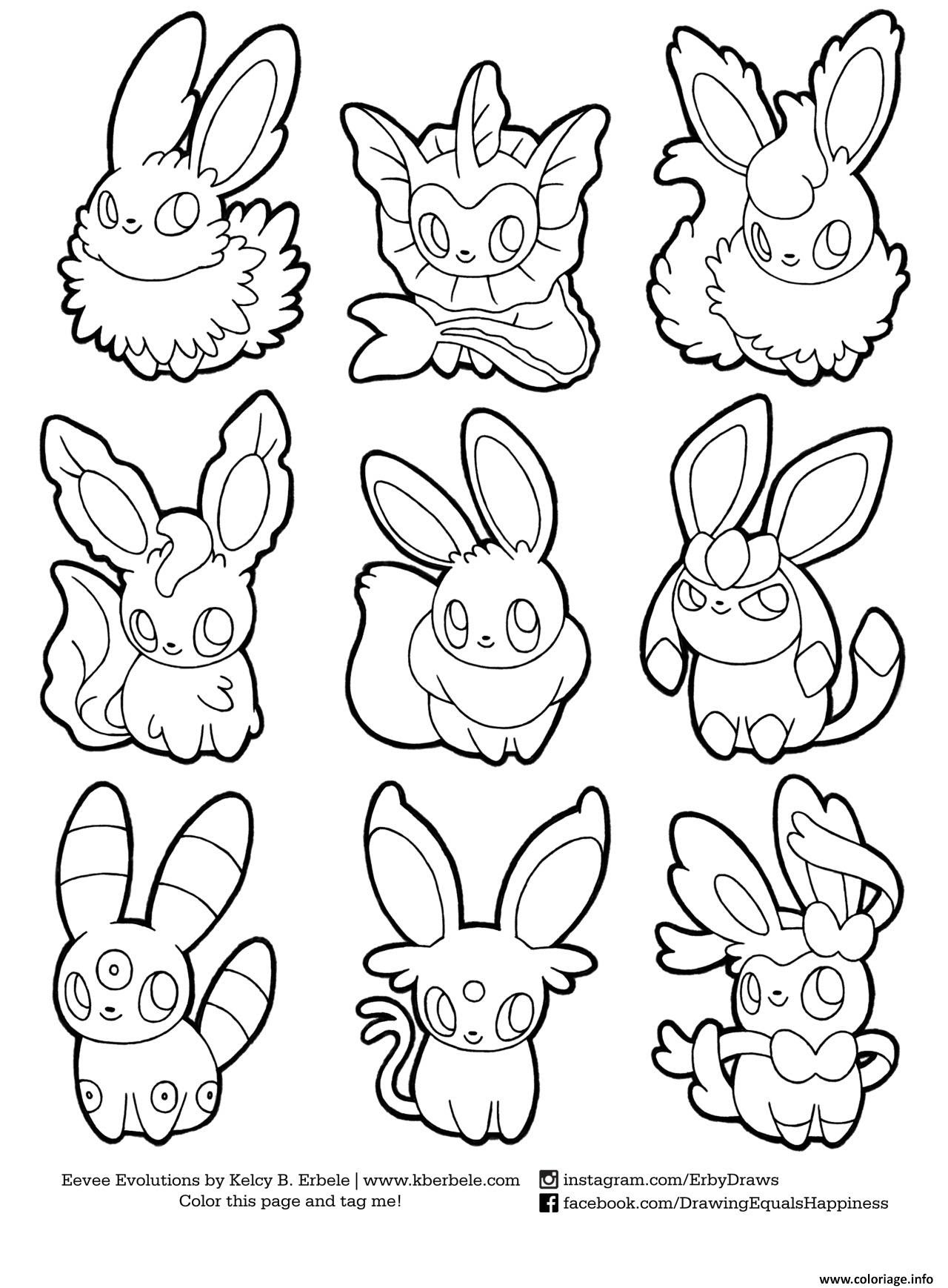 【choisi】 Coloriage Mega Evolution Pokemon