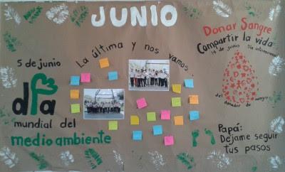 Gea Educadores Magnificas Ideas Para El Periódico Mural De Junio