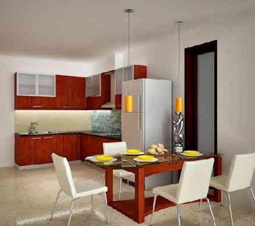 Mantap Inilah Desain Dapur Dan Ruang Makan Terbuka Terbaru