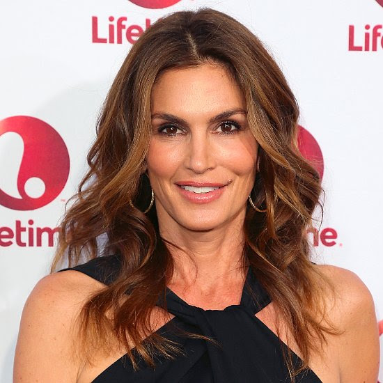 Cindy Crawford An Unretouched Photo Of Cindy Crawford