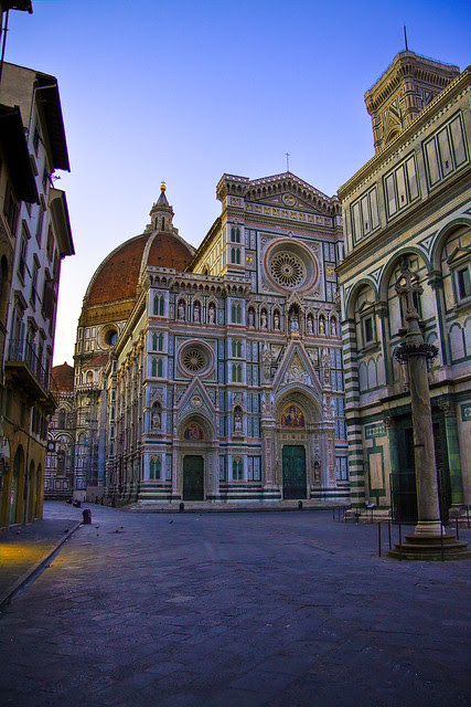 Firenze Dome HDR