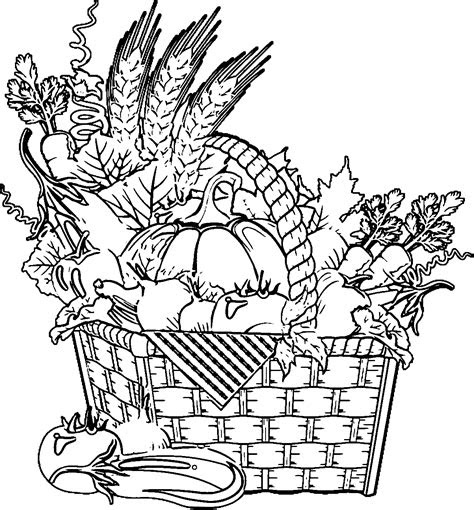 vegetable coloring pages  coloring pages  kids