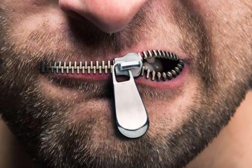 Znalezione obrazy dla zapytania zakneblowane usta