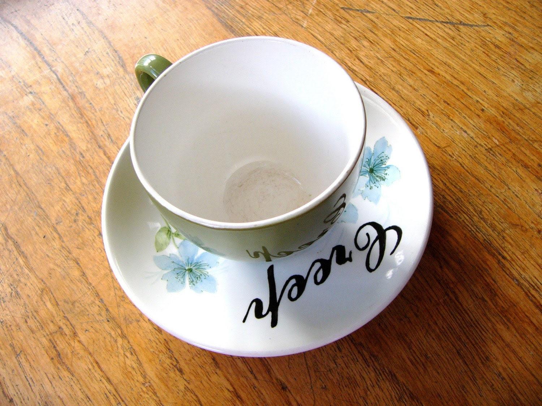 Creep teacup