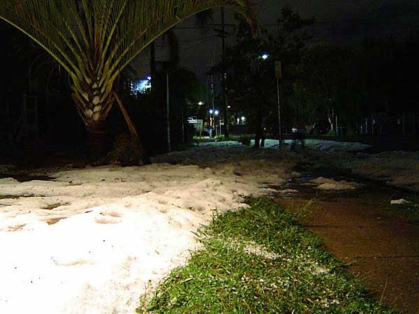 milton hail