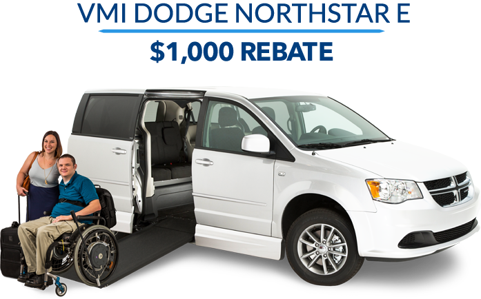 Vmi Northstar E Rebate Vantage Mobility International Inc