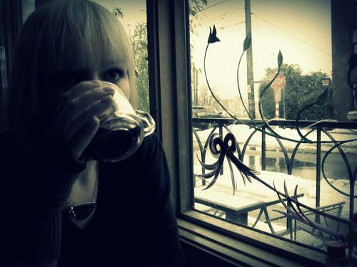 Dec 26 - i take my coffee black.