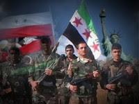 Британия помогает повстанцам уничтожать сирийскую военную технику