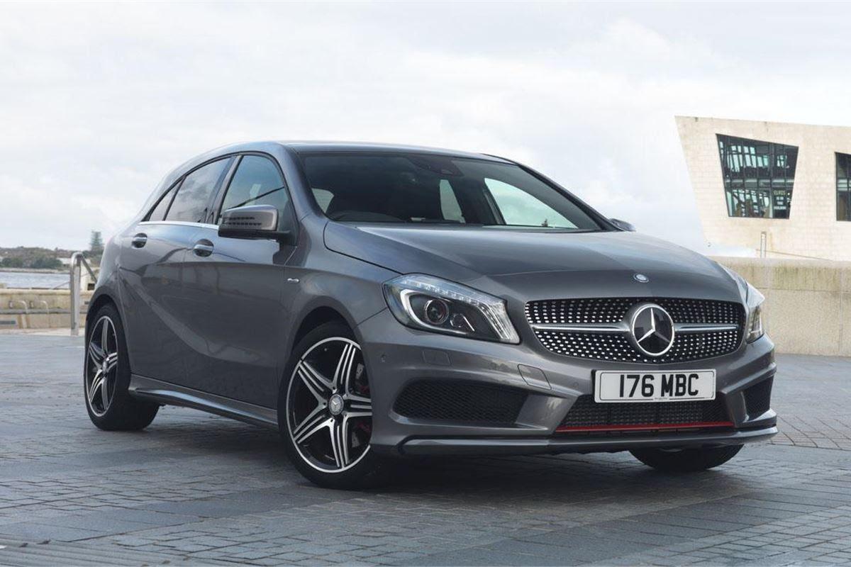 Mercedes-Benz A45 AMG 2013 - Car Review | Honest John