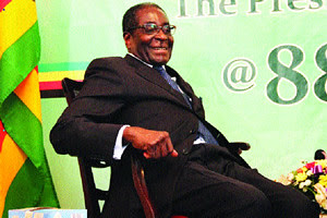 Republic of Zimbabwe President Robert Mugabe holds discussion with journalists on the eve of his 88th birthday in the Southern African state. The country has fought sanctions for over two decades. by Pan-African News Wire File Photos