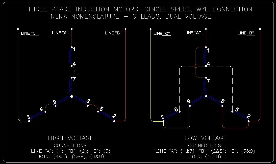 12 Lead Delta Wiring Diagram Full Hd Version Wiring Diagram Toro As4a Fr