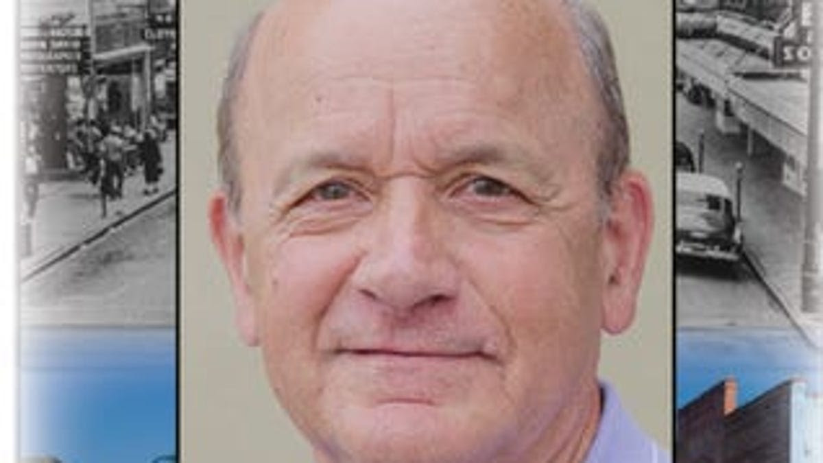 Column: Turn out the lights, the shopping's over