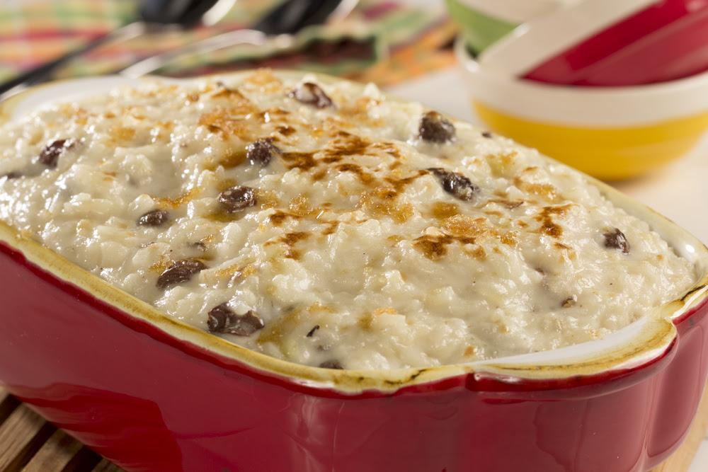 Baked Rice Pudding | MrFood.com