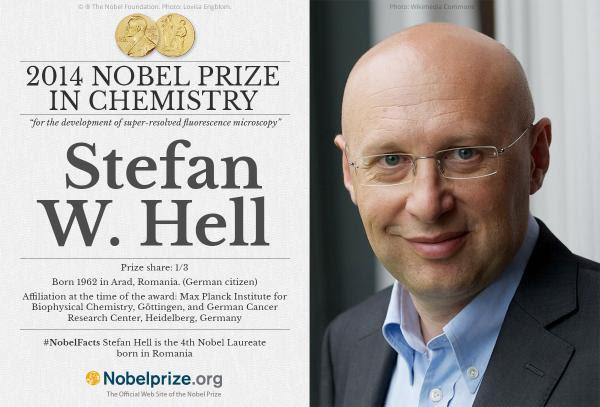 Laureat al Premiului Nobel decorat de Regele Mihai