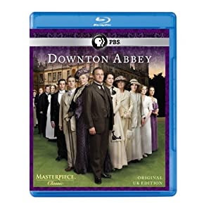 Masterpiece Classic: Downton Abbey Season 1 [Blu-ray]