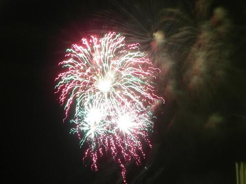 6.14.2009 Chicago Navy Pier Fireworks (6)