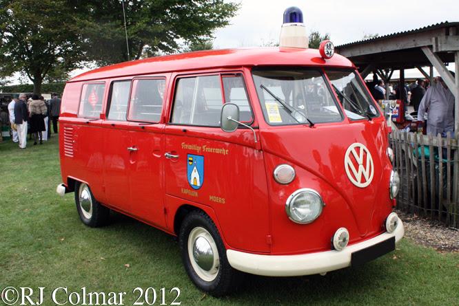 VW Type 2 Transporter, Goodwood Revival