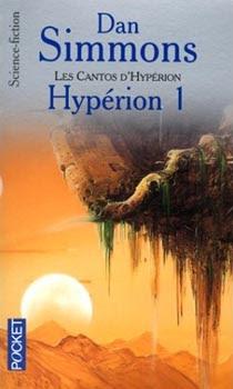 Couverture Les Cantos d'Hypérion, tome 1 : Hypérion partie 1
