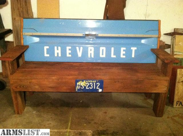 ARMSLIST - For Sale/Trade: tailgate bench