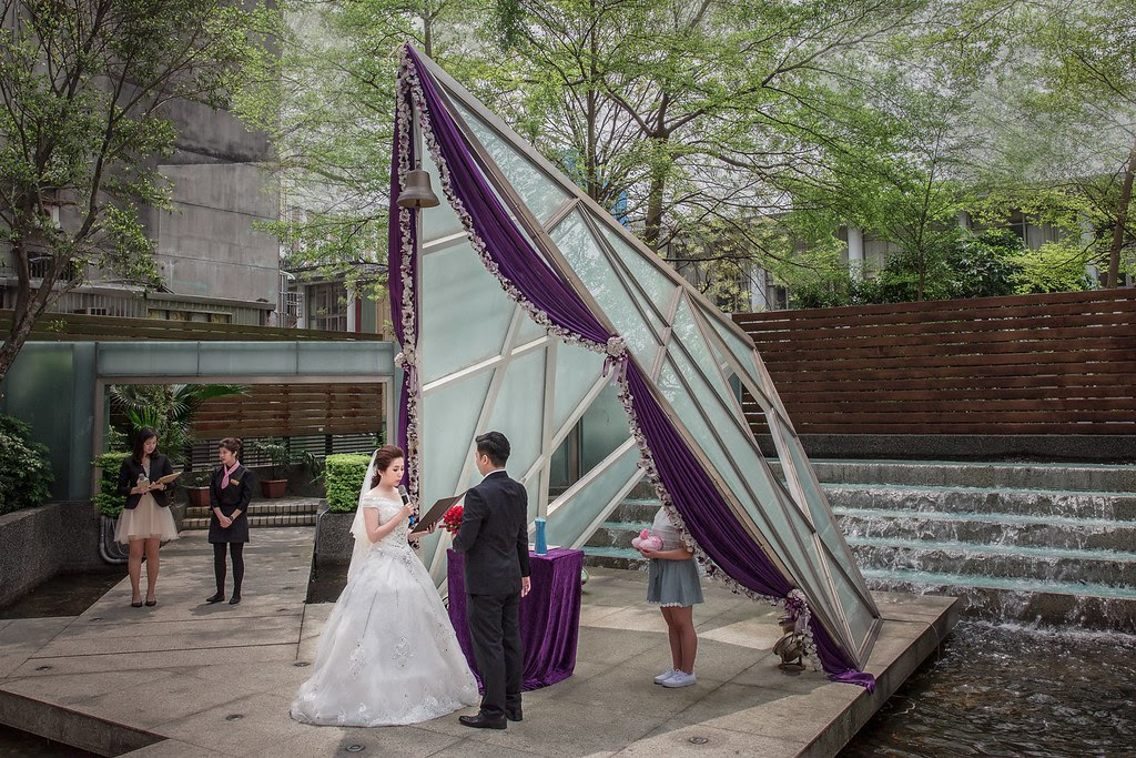 民生晶宴戶外婚禮