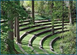 Open Air Theatres Acoustics