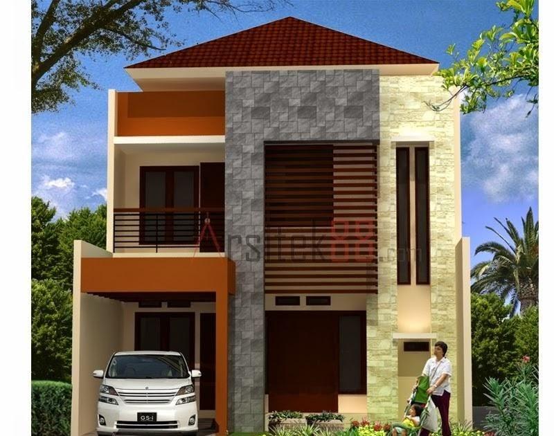 44 Desain Rumah Sederhana 2 Lantai Type 36 - Desain Rumah ...