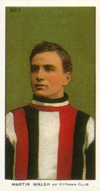 Marty Walsh Ottawa 1910-11