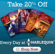 eHarlequin.com: Save 20% On Your Order
