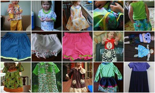 2010 clothes for Moira