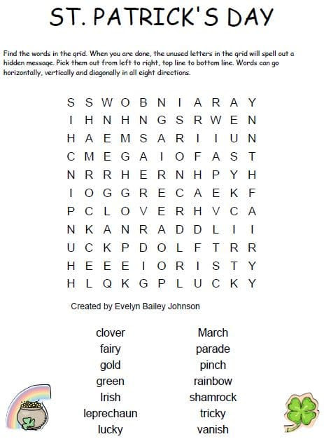 Free Large Print Crossword Puzzles for Seniors - DailyCaring