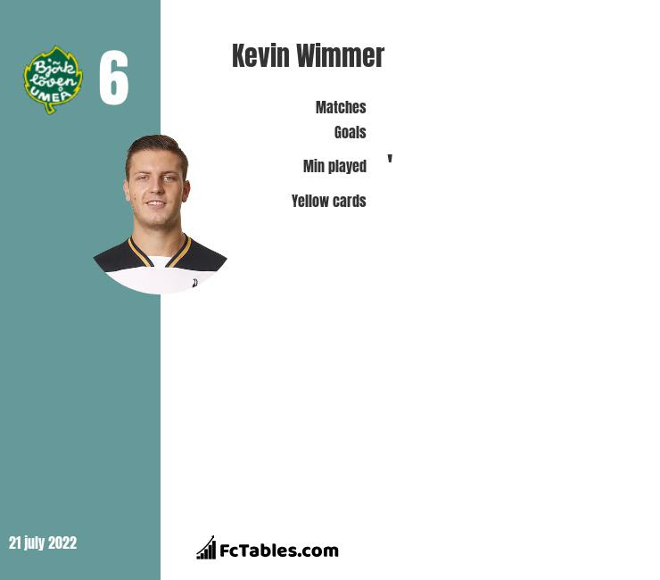 Kevin Wimmer stats