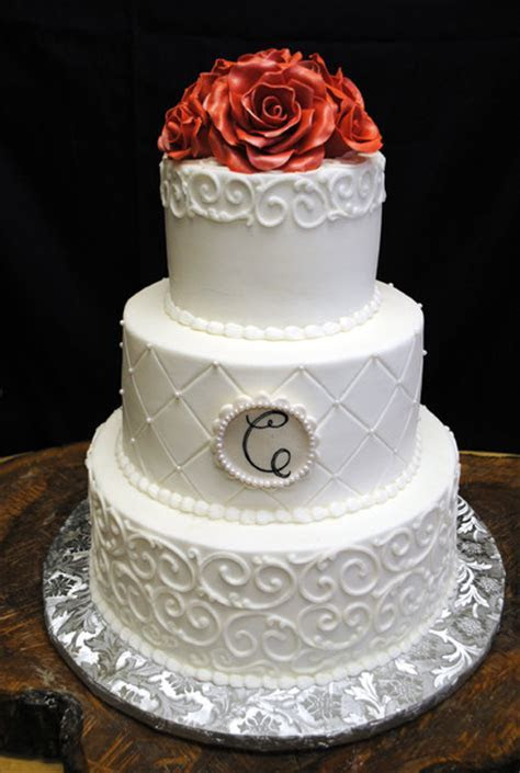 600x600 1416261427667 wedding cake with scrolls and coral