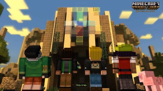 Minecraft Story Mode Episode 4 Download For Free