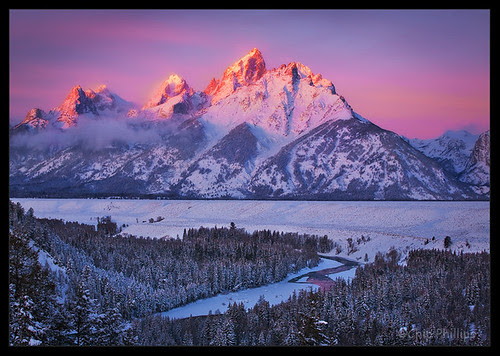 Grand Teton Winter