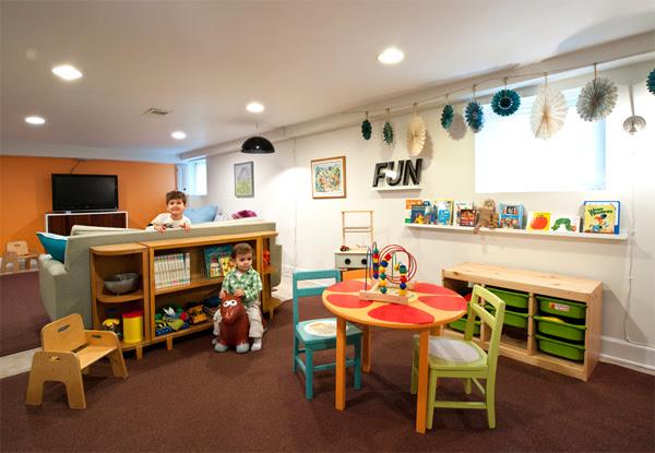 kids basement design ideas Home design