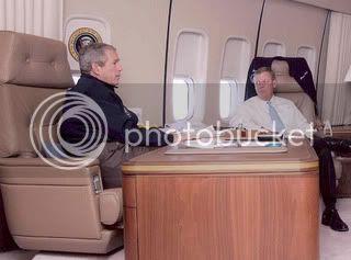 Bush and Isakson