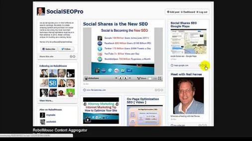 Social Shares SEO